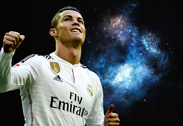 Ronaldo is out of this world: Astronomers name galaxy 'CR7'